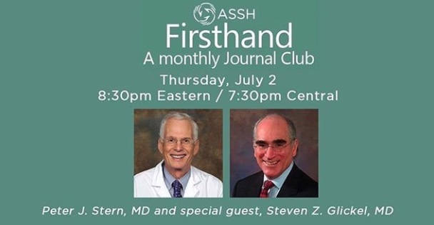 Firsthand -a monthly Journal Club
